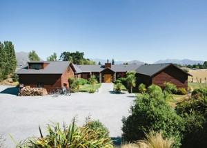 accommodation Nya Zeeland